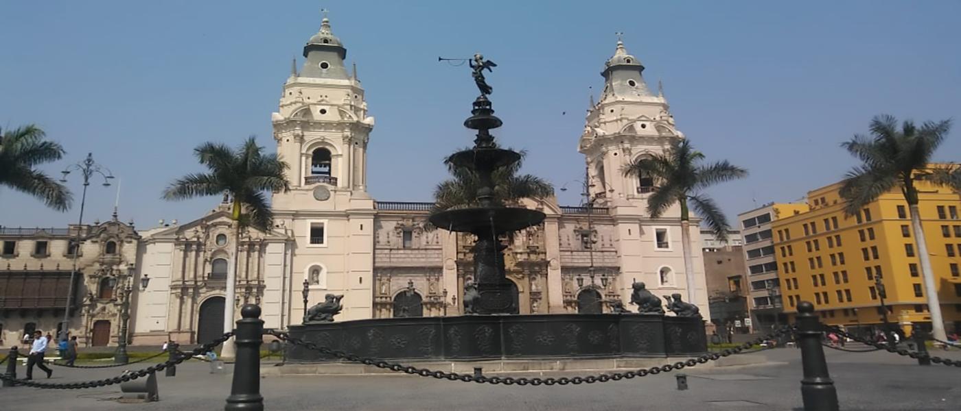 Visit Lima