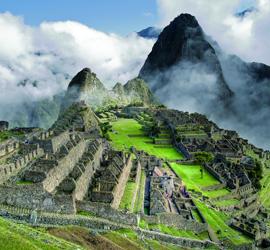 Peru and the Machupicchu